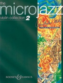 Norton: Microjazz Violin Collection 2 published by Boosey and Hawkes
