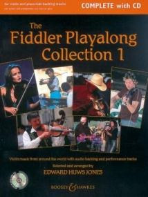 Fiddler Playalong Collection Volume 1 Book & CD published by Boosey and Hawkes