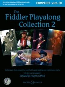 Fiddler Playalong Collection Volume 2 Book & CD published by Boosey and Hawkes