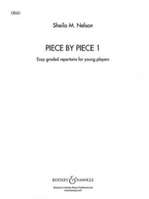 Piece by Piece 1 Cello Part published by Boosey and Hawkes