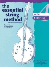 Essential String Method 4 for Cello published by Boosey and Hawkes