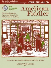 American Fiddler Complete Edition Book & CD published by Boosey and Hawkes