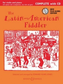 Latin American Fiddler Complete Edition Book & CD published by Boosey and Hawkes