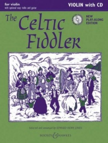 Celtic Fiddler Violin Edition Book & CD published by Boosey and Hawkes