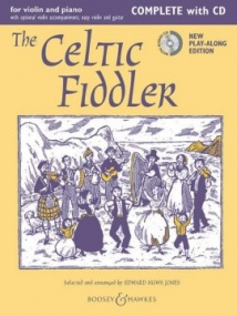 Celtic Fiddler Complete Edition Book & CD published by Boosey and Hawkes
