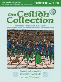 Ceilidh Collection Complete Edition Book & CD published by Boosey and Hawkes