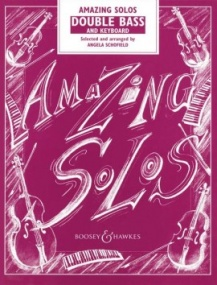 Amazing Solos for Double Bass published by Boosey and Hawkes