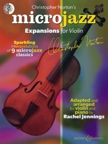 Norton: Microjazz Expansions for Violin published by Boosey and Hawkes