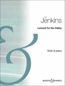 Jenkins: Lament for the Valley for Violin published by Boosey & Hawkes