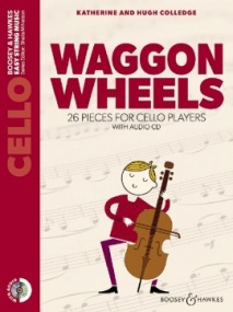 Waggon Wheels for Cello & CD published by Boosey and Hawkes