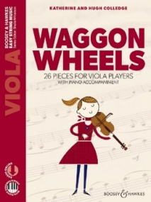 Waggon Wheels for Viola & Piano published by Boosey and Hawkes