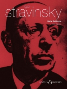 Stravinsky: Suite Italienne for Viola published by Boosey and Hawkes