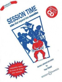 Session Time (Woodwind Piano Accompaniment) published by Boosey and Hawkes
