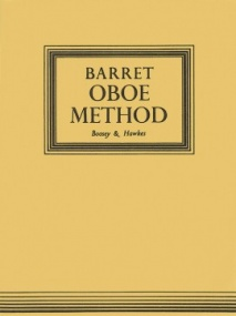 Barret: A Complete Method for the Oboe published by Boosey & Hawkes