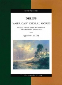 American Choral Works by Delius (Study Score) published by Boosey and Hawkes