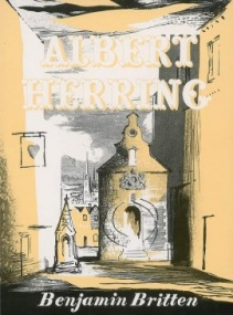 Britten: Albert Herring published by Boosey and Hawkes - Vocal Score