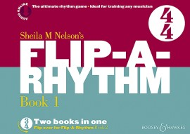 Nelson: Flip a Rhythm Book 1 & 2 published by Boosey and Hawkes