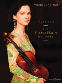 In 27 Pieces - The Hilary Hahn Encores for Violin published by Boosey & Hawkes