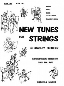 Fletcher: New Tunes for Strings Book 1 (Cello) published by Boosey & Hawkes