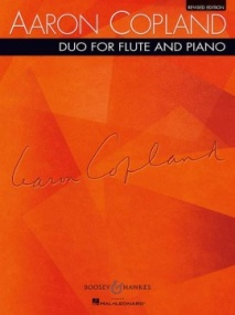 Copland: Duo for Flute & Piano published by Boosey & Hawkes