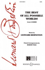 Bernstein: The Best of All Possible Worlds SATB (Candide) published by Boosey and Hawkes