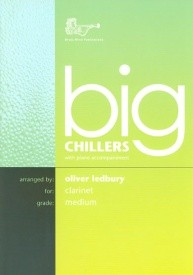 Big Chillers for Clarinet published by Brasswind