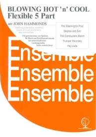 Blowing Hot 'n' Cool in 5 Part Ensemble for Woodwind and/or Brass published by Brasswind