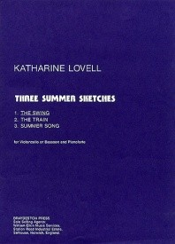 Summer Song for Cello or Bassoon by Lovell published by Braydeston Press