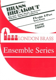 Brass Breakout for Flexible 4 Part Brass by Frost published by Brasswind