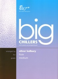 Big Chillers for Flute published by Brasswind