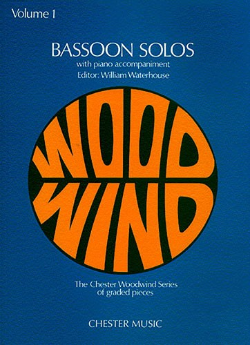 Bassoon Solos Volume 1 published by Chester