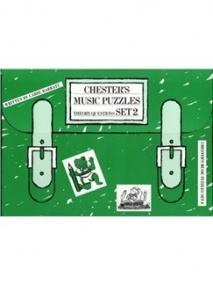 Chester's Music Puzzles Set 2 by Barratt