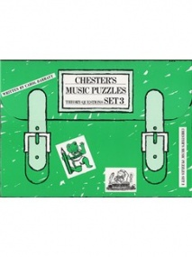 Chester's Music Puzzles Set 3 by Barratt