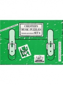 Chester's Music Puzzles Set 4 by Barratt