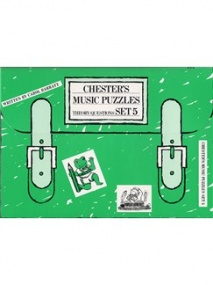 Chester's Music Puzzles Set 5 by Barratt