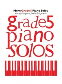 More Grade 5 Piano Solos published by Chester