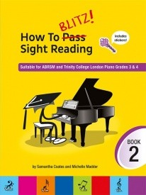 How To Blitz! Sight Reading 2 published by Chester Music