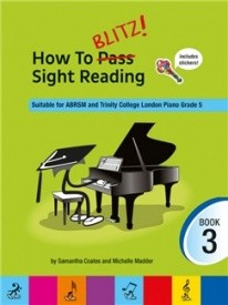 How To Blitz! Sight Reading 3 published by Chester Music