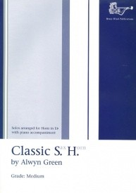 Classic Sax Horn for Eb Horn published by Brasswind