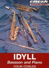 Cowles: Idyll for Bassoon & Piano published by Cascade