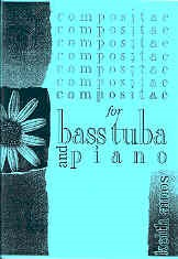 Compositae for Bass Tuba by Amos published by CMA