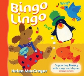 Bingo Lingo published by A & C Black
