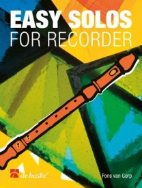 Gorp: Easy Solos for Recorder published by de Haske