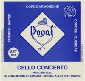 Dogal Blue Label Cello G String - Size 4/4