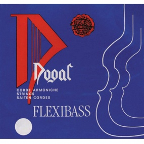 Dogal Flexibass Double Bass Single A String - 1/4 Size