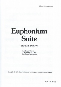Young: Euphonium Suite published by R Smith