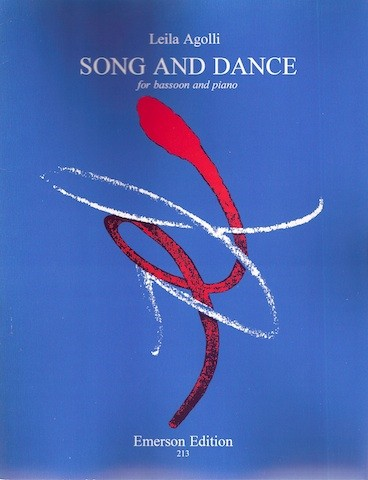 Agolli: Song & Dance for Bassoon published by Emerson