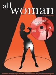 All Woman Volume 2 Book & CD published by Faber