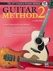 21st Century Guitar Method 2 Book & CD published by Alfred