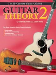 21st Century Guitar Theory Book 2 published by Alfred